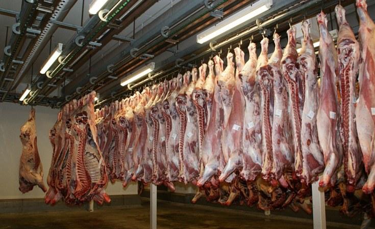 Rais Uhuru Kenyatta kurugura kiwanda kia Kenya Meat Commission (KMC) naarua.
