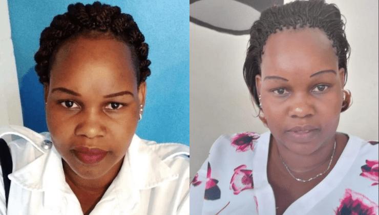 Muborici Caroline Chemutai Kangogo gwita na mbere gucuuwa.