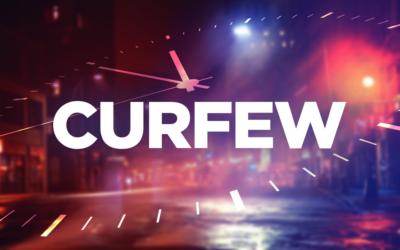 Watho bwa curfew kweberua rua.